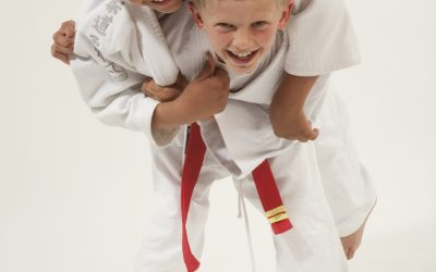 Outdoor Judo lessen
